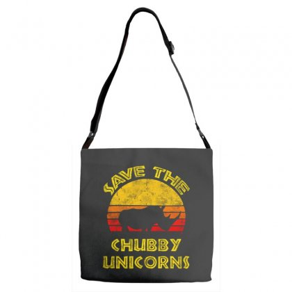 Save The Chubby Unicorns 2019 Adjustable Strap Totes Designed By Tht