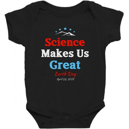 Sccience Baby Bodysuit Designed By Tht