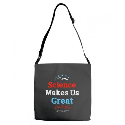 Sccience Adjustable Strap Totes Designed By Tht