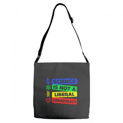 Science Adjustable Strap Totes Designed By Tht