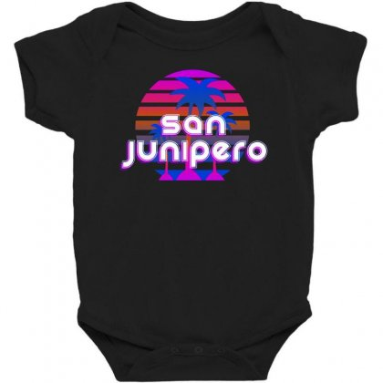 San Junipero Baby Bodysuit Designed By Tht