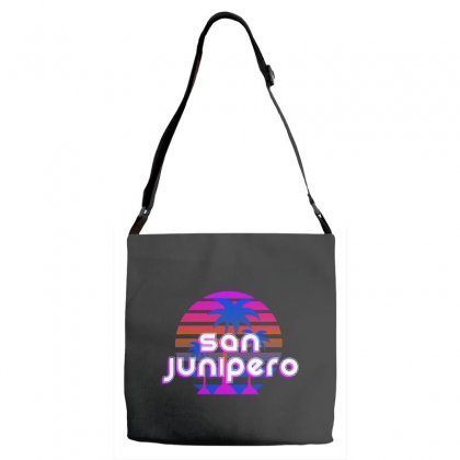 San Junipero Adjustable Strap Totes Designed By Tht