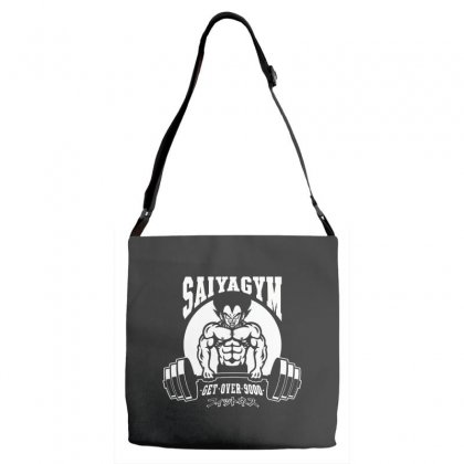 Saiyagym Adjustable Strap Totes Designed By Tht