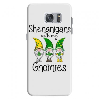 Shenanigans With My Gnomies Samsung Galaxy S7 Case Designed By Hoainv