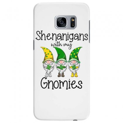 Shenanigans With My Gnomies Samsung Galaxy S7 Edge Case Designed By Hoainv