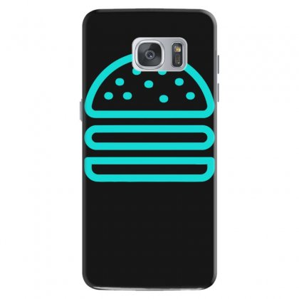 Burger Tee Samsung Galaxy S7 Case Designed By S4bilal