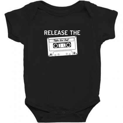 Release The Tapes Baby Bodysuit Designed By Asatya