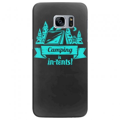 Camping Is Intents Samsung Galaxy S7 Edge Case Designed By S4bilal