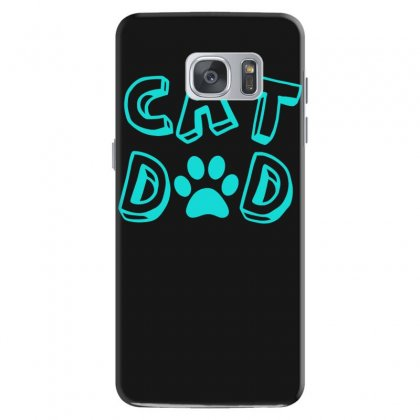 Cat Dad Samsung Galaxy S7 Case Designed By S4bilal