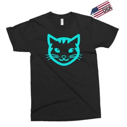 Cat Face Exclusive T-shirt Designed By S4bilal