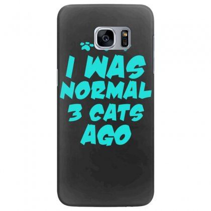 Cat Lovers Samsung Galaxy S7 Edge Case Designed By S4bilal
