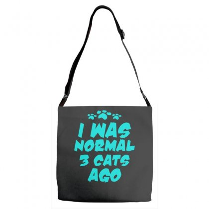 Cat Lovers Adjustable Strap Totes Designed By S4bilal
