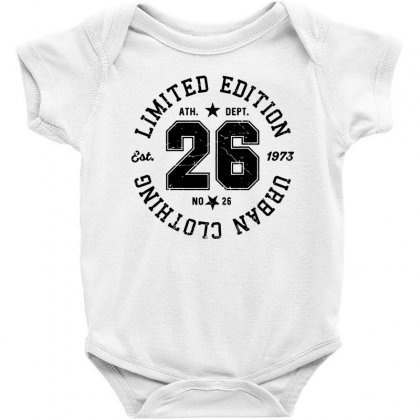 Limited Edition Urban Clothing Baby Bodysuit Designed By Designisfun