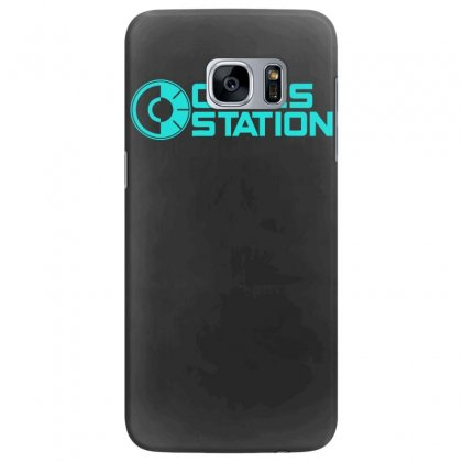 Ceres Station Samsung Galaxy S7 Edge Case Designed By S4bilal