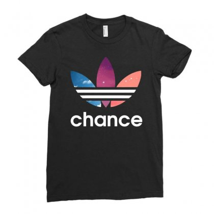 Change Logo Ladies Fitted T-shirt Designed By Tht