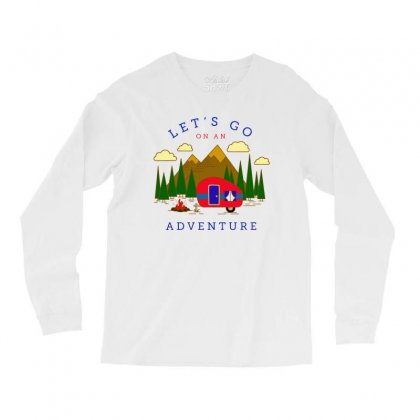 An Adventure Long Sleeve Shirts Designed By Tht