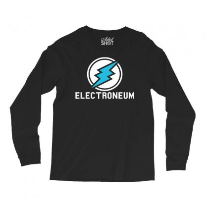 Electroneum Meme Long Sleeve Shirts Designed By Tht