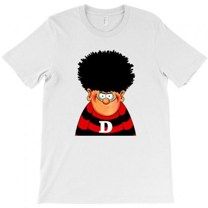 Dennis The Menace T-shirt Designed By Shirt1na