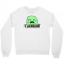 i scream Crewneck Sweatshirt | Artistshot