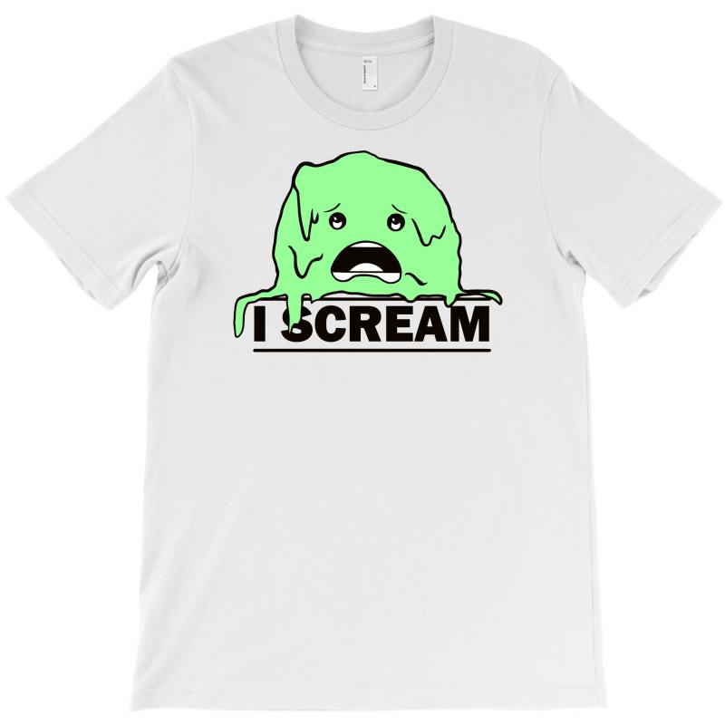 I Scream T-shirt | Artistshot