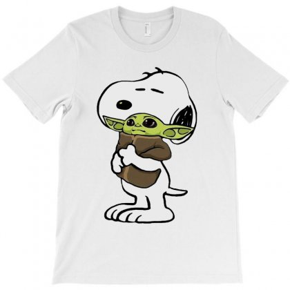 Funny Hugging Baby T-shirt Designed By Swan Tees