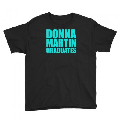 Donna Martin Graduates Youth Tee Designed By S4bilal