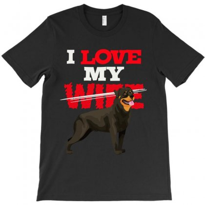 I Love My Wife Lol T-shirt Designed By Tiococacola