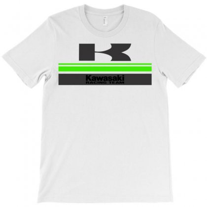 Kawasaki Team T-shirt Designed By Artwoman
