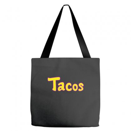 Tacos Tote Bags Designed By Butterfly99