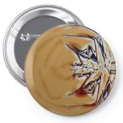 Abstract Art Pin-back Button Designed By Sampstore