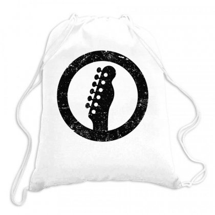 Telecaster Headstock Drawstring Bags Designed By Butterfly99