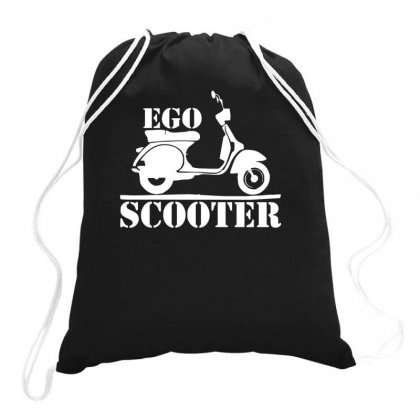 Ego Scooter Funny Drawstring Bags Designed By Farrel T-shirt