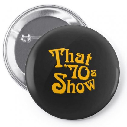 That '70s Show Pin-back Button Designed By Butterfly99