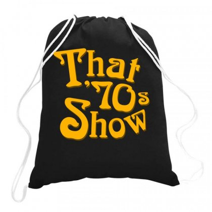 That '70s Show Drawstring Bags Designed By Butterfly99