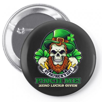 St Patrick's Day 2020 Pin-back Button Designed By Tiococacola