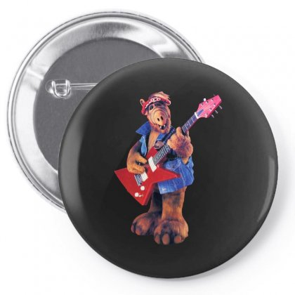 Alf Yeah Pin-back Button Designed By Butterfly99