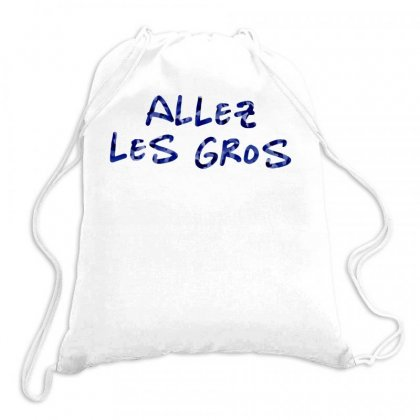 Allez Les Gros   Marwa Loud Feat Art Drawstring Bags Designed By Butterfly99