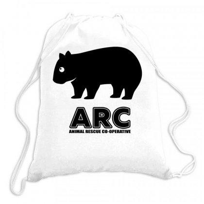 Arc Wombat Gear   Animal Rescue Co Operative Drawstring Bags Designed By Butterfly99