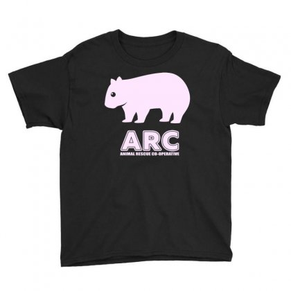 Arc Wombat Gear , Animal Rescue Co Operative Youth Tee Designed By Butterfly99