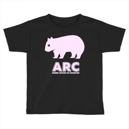 Arc Wombat Gear , Animal Rescue Co Operative Toddler T-shirt Designed By Butterfly99