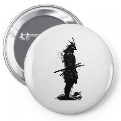 Armored Samurai Tri Blend Pin-back Button Designed By Butterfly99