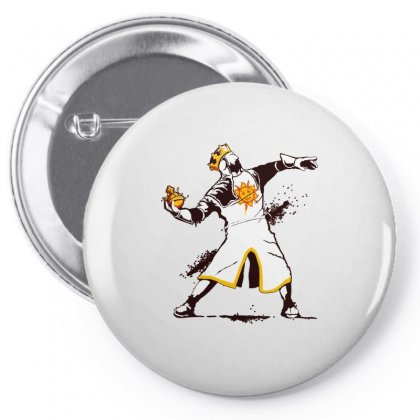Banksy Python 1 2 5 Pin-back Button Designed By Butterfly99