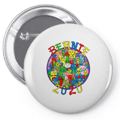 Bernie 2020 Pin-back Button Designed By Butterfly99