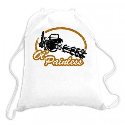 Blaines Old Painless Drawstring Bags Designed By Butterfly99