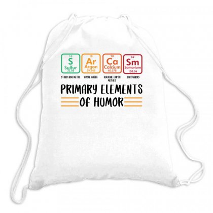 Primary Elements Of Humor For Light Drawstring Bags Designed By Sengul
