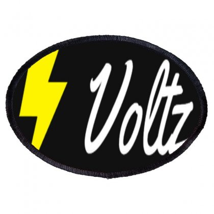Team Voltz Oval Patch Designed By Kuluflame