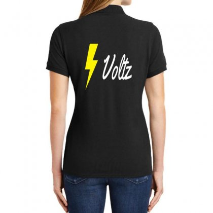 Team Voltz Ladies Polo Shirt Designed By Kuluflame