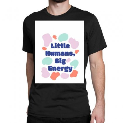 Colorful Shapes Kids Group T Shirt Classic T-shirt Designed By Say2020