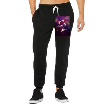 Shine Unisex Jogger Designed By Say2020