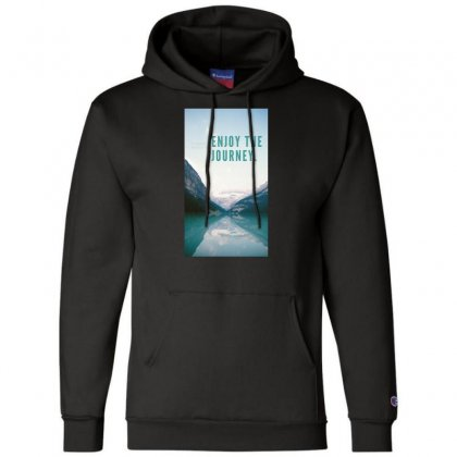 Adventure Champion Hoodie Designed By Say2020